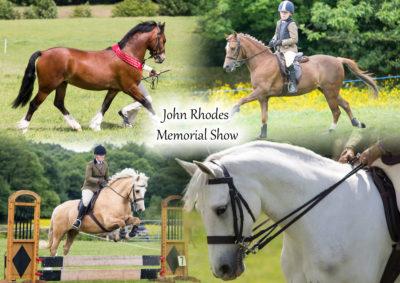 John Rhodes Memorial Show 2017