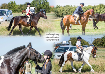Meadowcroft Livery & Competition Yard Annual Show