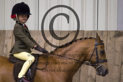Class 58: First Ridden Show Pony and Show Hunter Pony