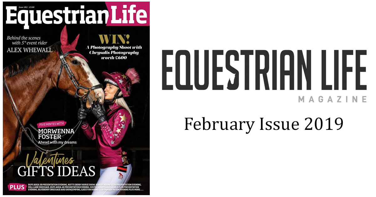Equestrian Life Magazine- February Issue
