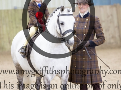 Class 9 – Tiny Tots Plaited Lead Rein