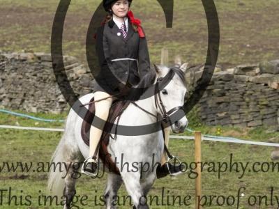 CLASS 30. Ridden Pony