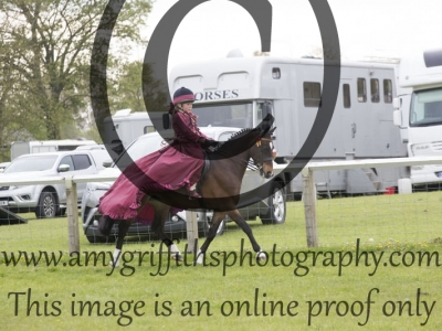 Overall Ridden Supreme of Show