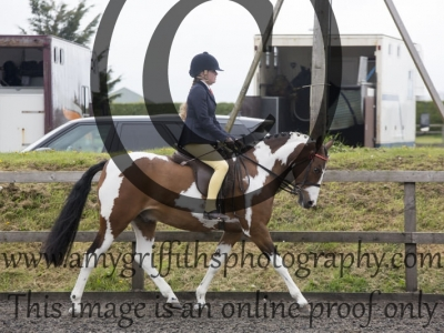 Class 23: CHAPS Junior/Intermediate Rider