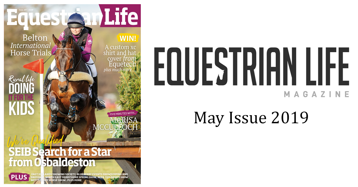 Equestrian Life Magazine – May Issue