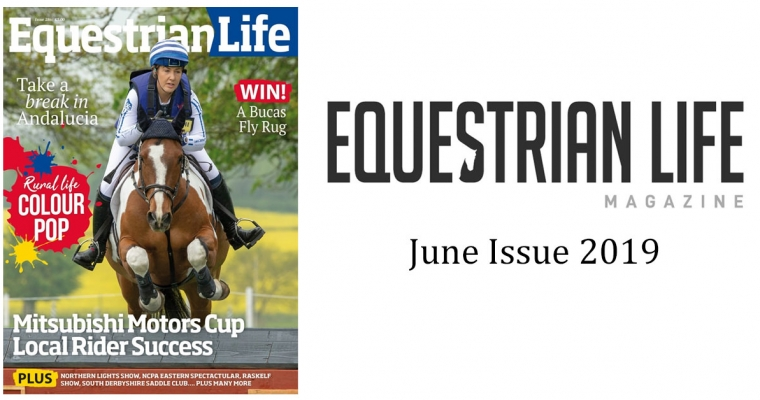 Equestrian Life Magazine – June Issue (SOLD OUT)