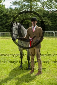 NPS Show Hunter Pony Silver Medal