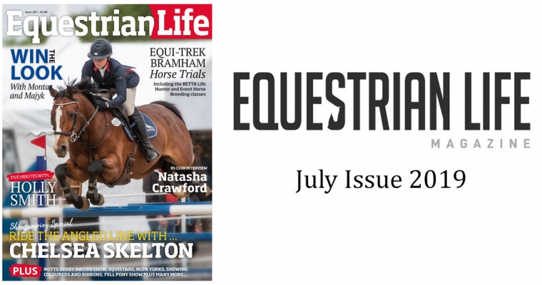 Equestrian Life Magazine – July Issue