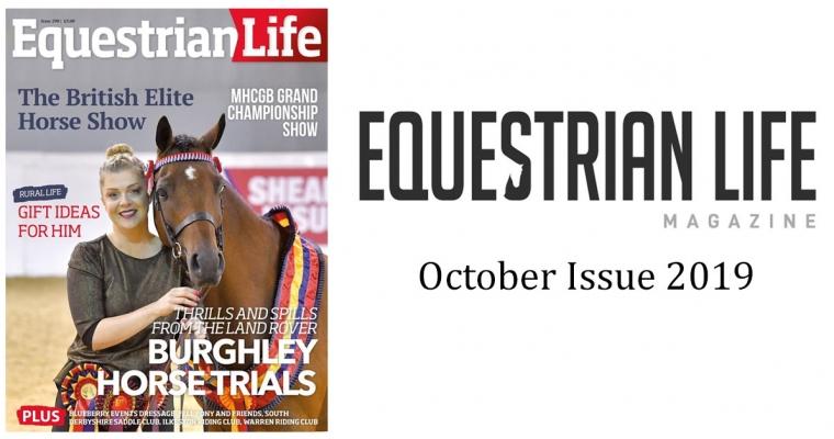 Equestrian Life October Edition