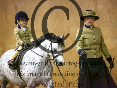 Class 44 – Tiny Tots Lead Rein Rider Under 5 years