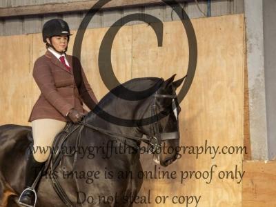 Class 122 – Nervous & Novice Rider