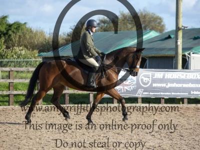 Class 140 – Ridden Show/ Hunter Horse exc 153cm