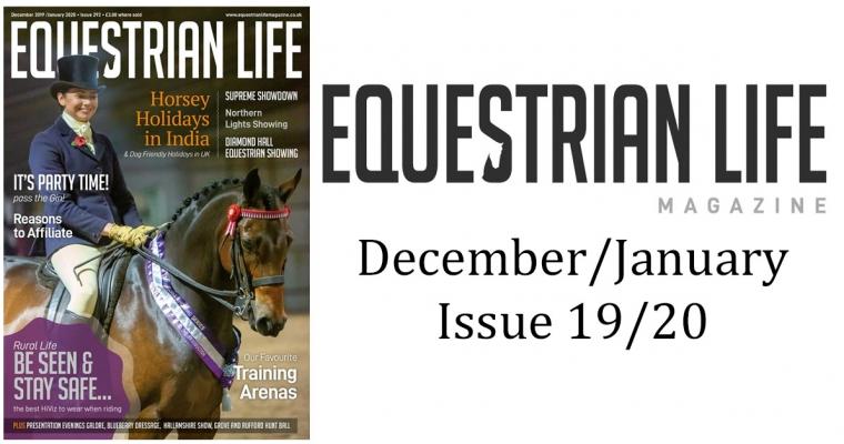 Equestrian Life Magazine – December/January