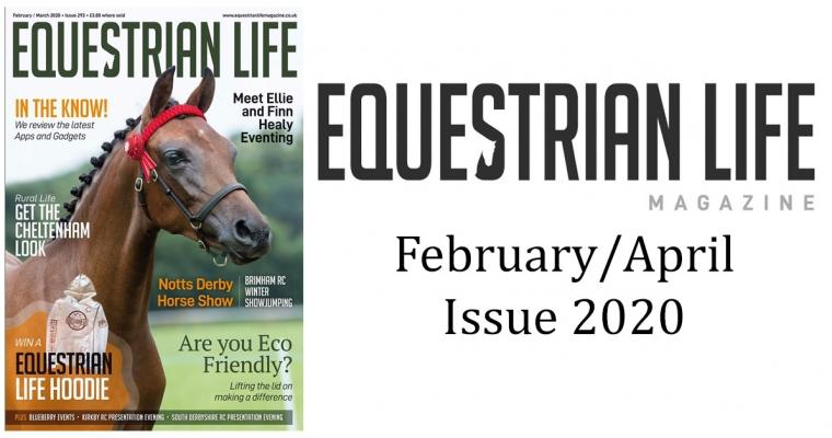 Equestrian Life Magazine – February/March 2020