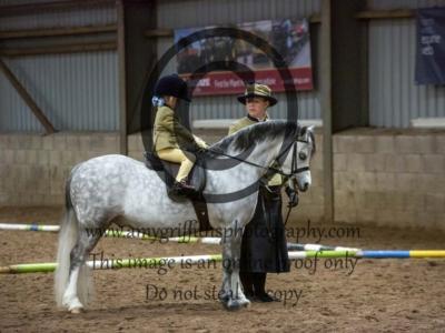 Class 26 – Best Child's Pony