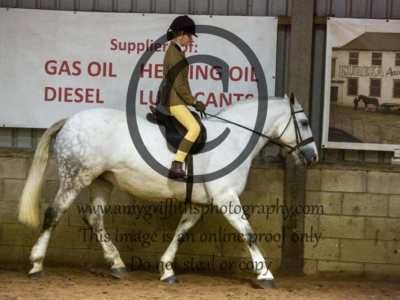 Class 38- Equitation 17 years & under