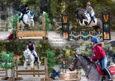 Yorkshire Equestrian Centre Arena Show Cross – 8th March 2020