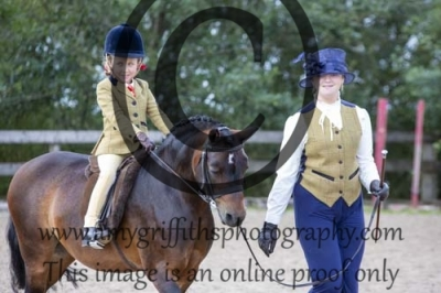 Class 25- Lead Rein Equitation
